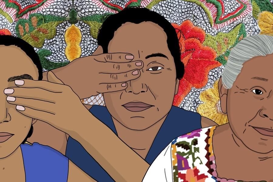 violencia-mujeres-mayas-indigenas-feminicidios-yucatan